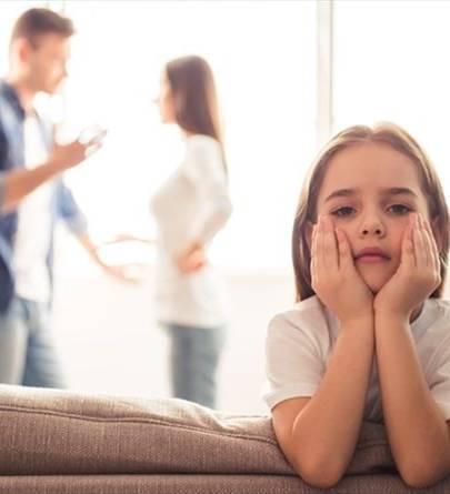 Separazioni coniugali e conseguenze sui figli